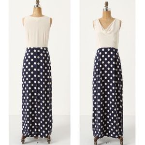 Anthropologie Moulinette Soeurs Great Dot Maxi
